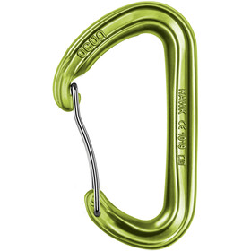 Ocun Hawk Wire Karabinek, green